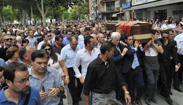 La catedral de Albacete se queda pequeña para el adiós a Dámaso González