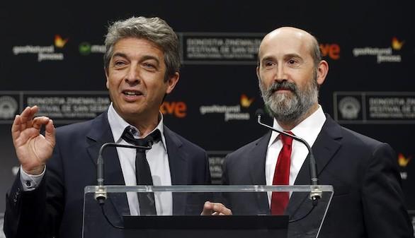 Darín y Cámara comparten la Concha de Plata al Mejor Actor en San Sebastián