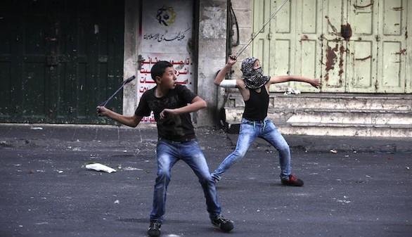 Ban Ki-moon aterriza en la 'intifada de los cuchillos'