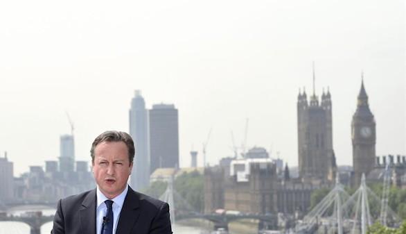 Cameron avisa: si hay Brexit, las pensiones estarán en riesgo