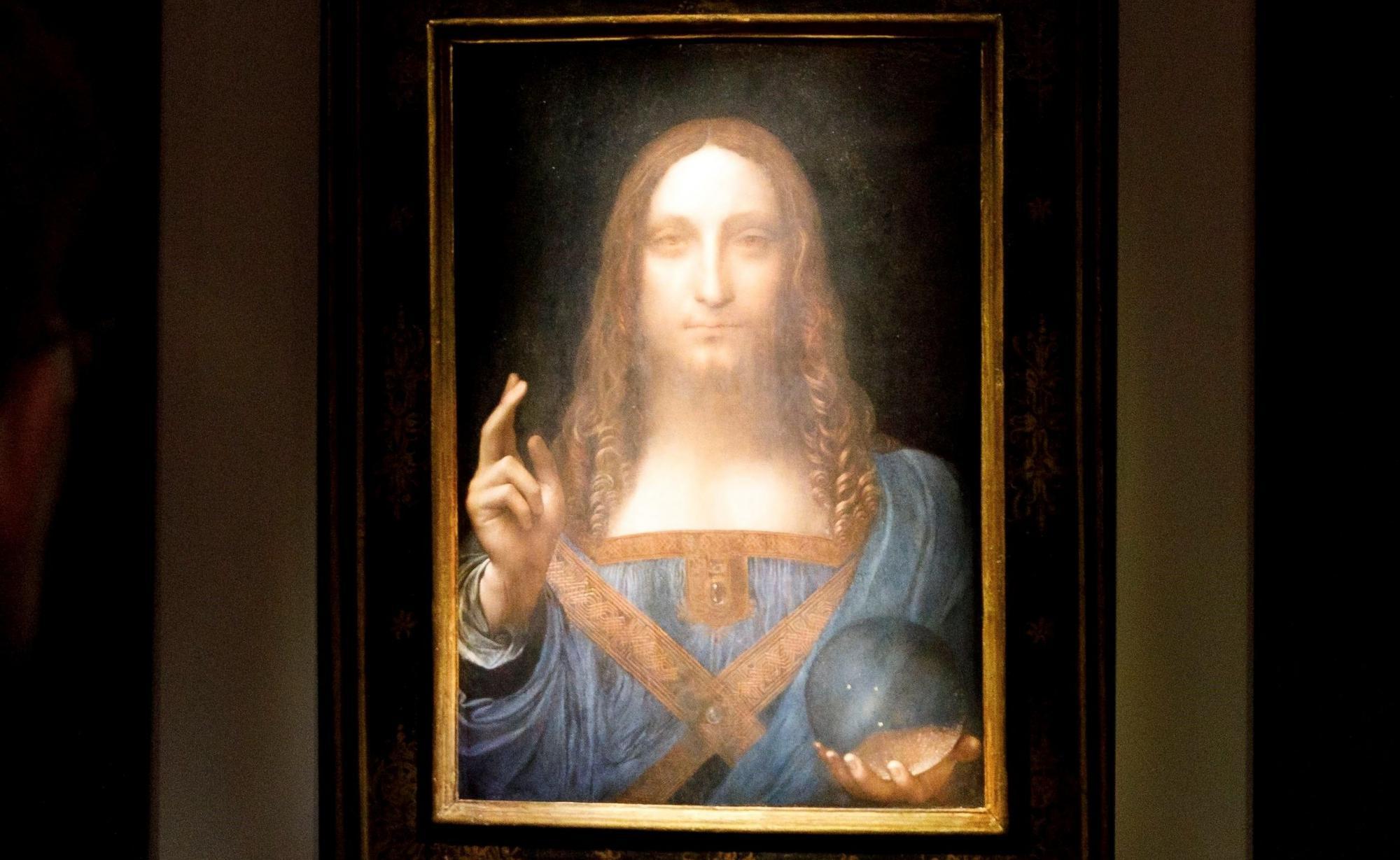 Una pintura de Da Vinci se convierte en la obra más cara de la historia