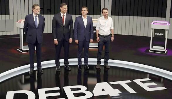 La única conclusión del debate: los pactos serán aún más difíciles
