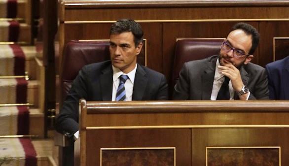 El PSOE no encuentra 'ninguna razón' para apoyar al PP