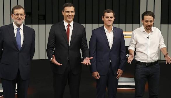 Nadie ganó en el debate de todos contra Mariano Rajoy