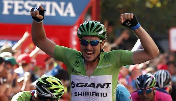 Degenkolb, uno de los mejores ciclistas del mundo, grave tras ser arrollado en Alicante