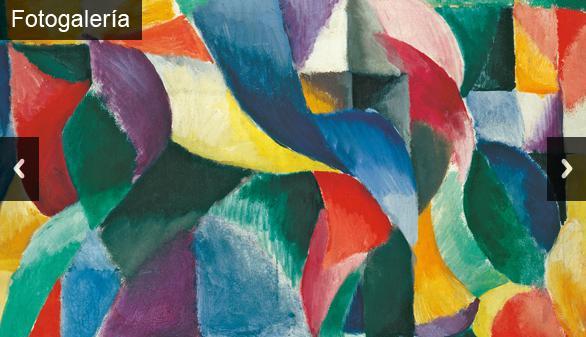 Crítica. Sonia Delaunay: la atracción por la abstracción y el color