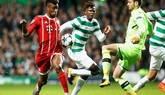 El Bayern se aburre en Escocia pero Javi Martínez le pone en octavos   1-2