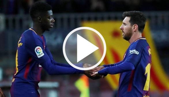 El Barcelona se preocupa: Dembèlè vuelve a romperse después de estar 108 días de baja