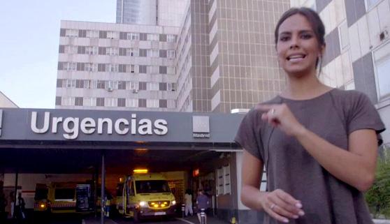 Buen estreno de Cristina Pedroche en Dentro de.