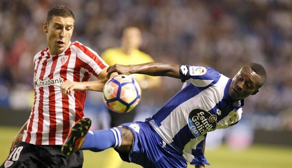 Un golazo de Raúl García da los primeros puntos al Athletic  0-1