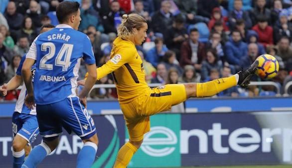 El Atlético se salva en el último momento |0-1