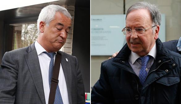 Detenidos los secretarios generales de Manos Limpias y Ausbanc