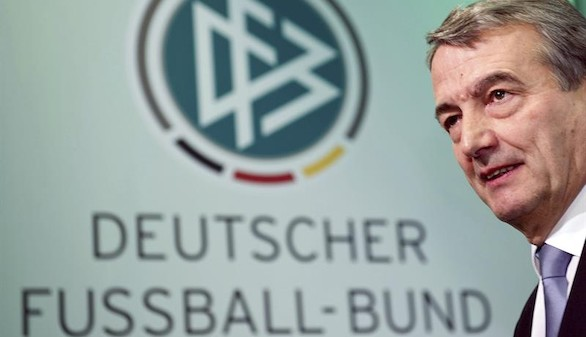 Registros en la Federación Alemana de Fútbol por pagos previos al Mundial 2006