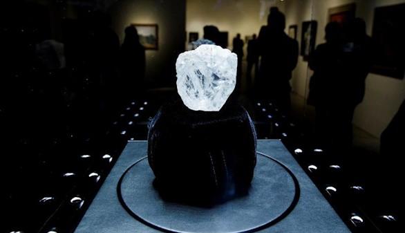 'Lesedi la Rona', el histórico diamante que podría alcanzar los 70 millones