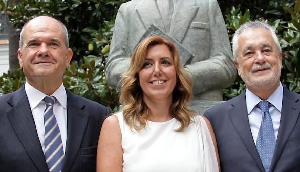 Díaz, Chaves, Griñán y Báñez darán su versión de los cursos de formación