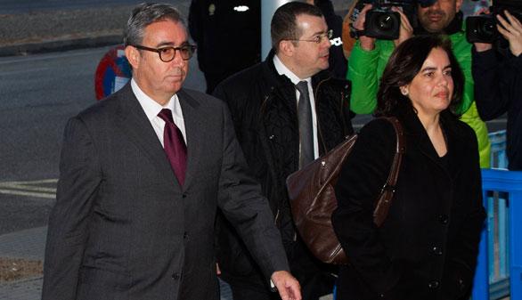 Torres contradice a Jaume Matas sobre las comisiones a Urdangarín