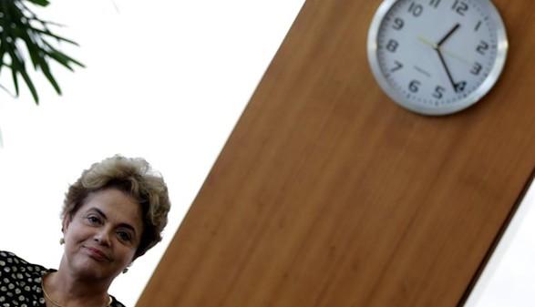 El Senado brasileño vota el impeachment contra Rousseff
