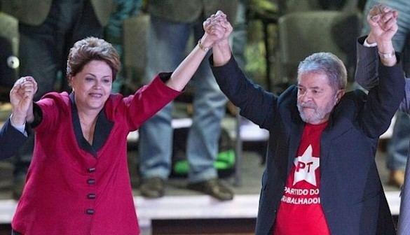 Dilma 'blinda' a Lula nombrándole ministro de Presidencia