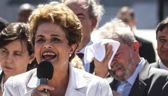 Rousseff llama a rebelarse contra