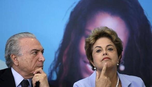 Dilma Rousseff acude a la OEA para eludir su proceso de destitución