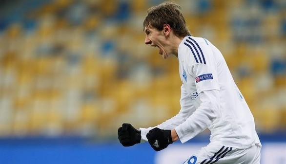 El Dinamo de Kiev supera la fase de grupos 17 años después