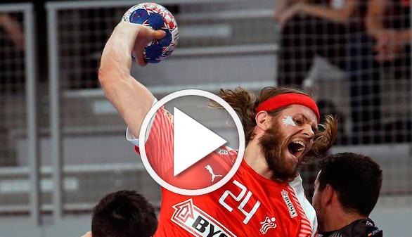 Europeo de balonmano. Dinamarca se cruza en el camino de España hhacia semifinales | 22-25