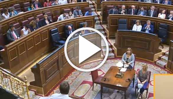 EN DIRECTO | Los diputados ya votan la investidura de Rajoy