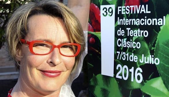 Directora del Festival de Almagro: