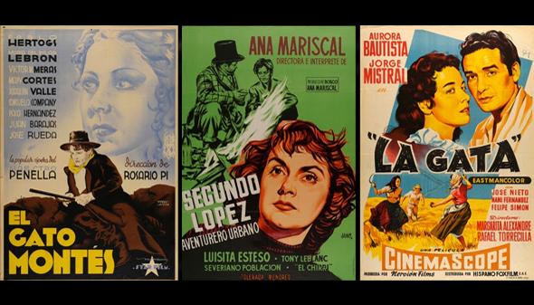 Un libro y un ciclo homenajean a las directoras pioneras del cine español