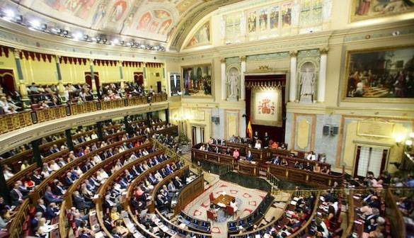 Discurso íntegro de investidura de Rajoy en el Congreso