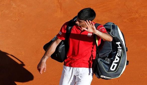 Djokovic cae a las primera de cambio en Montecarlo