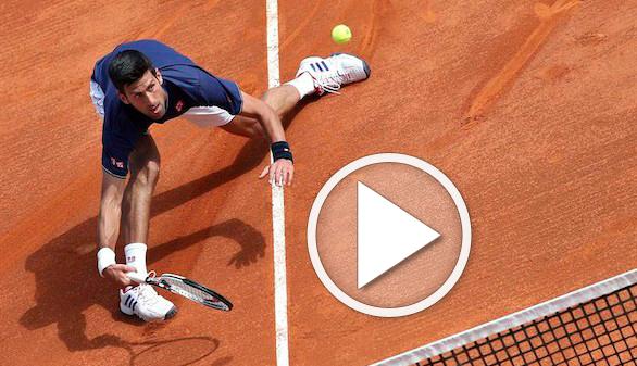 Masters de Montecarlo. Djokovic sufre en un estreno con diversa suerte española