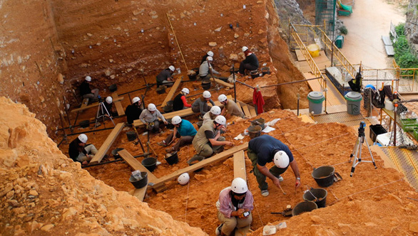 Primera datación precisa del yacimiento de la Gran Dolina de Atapuerca