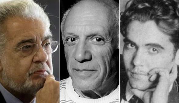 150 españoles destacados del siglo XX Reproducido por GOOGLE