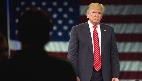 Trump responde a Obama, 'el peor presidente de la historia' de EEUU