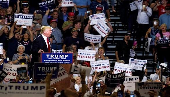 Trump se impone en las primarias del estado de Washington