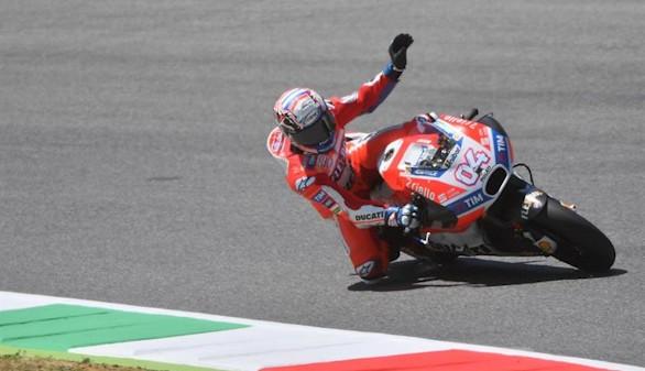 Moto GP. Dovizioso se sobrepone a una intoxicación para llevarse el triunfo