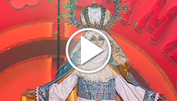 Vídeos virales. Polémica por la elección de Drag Queen