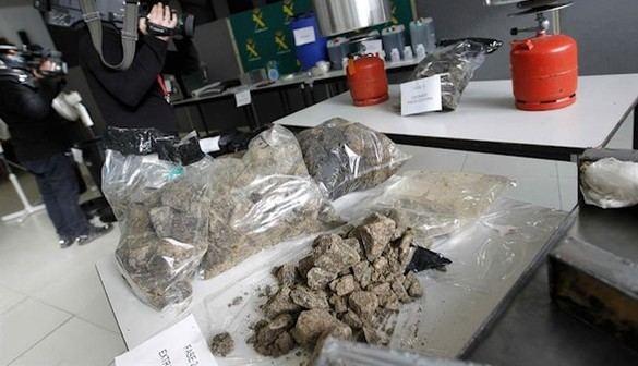 La Policía Nacional desarticula una de las mayores redes de narcos de la UE