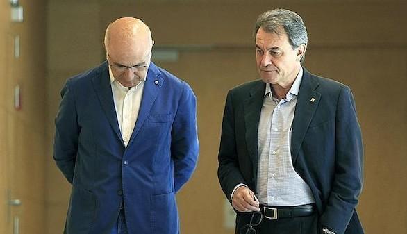 Comienza la ruptura de CiU con la salida de tres consejeros de Unió