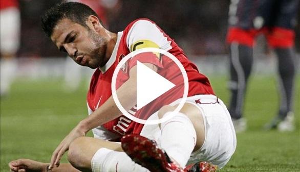 Un compañero de Fábregas y Henry en el Arsenal pasa de ser estrella en la Premier a huir de la Policía