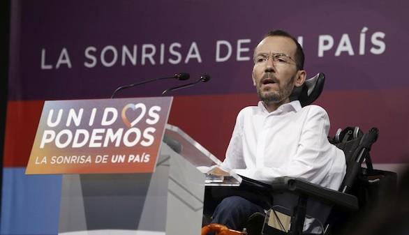 Podemos mantiene su mano tendida a PSOE para buscar un acuerdo