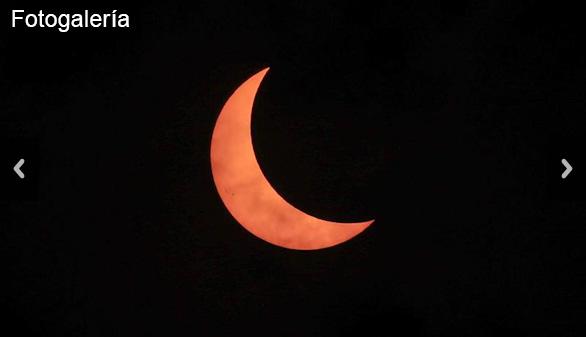 Las imágenes más espectaculares del eclipse