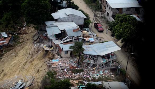 Una española con doble nacionalidad entre las víctimas del terremoto Ecuador