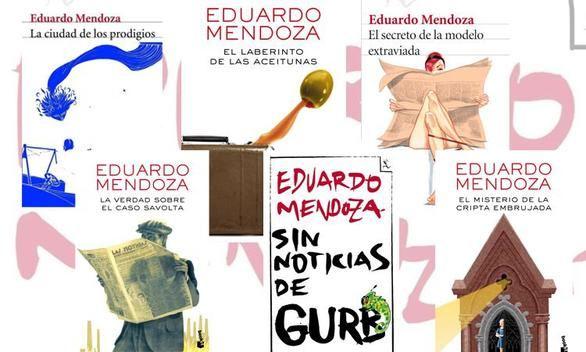 Bibliografía de Eduardo Mendoza: novela, relatos, ensayo y teatro
