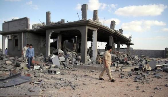 EEUU bombardea a Daesh en Libia