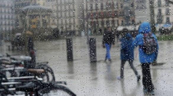 Temporal de lluvia, nieve y viento a partir de este domingo