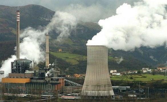 La concentración de CO2 en la atmósfera alcanza el nivel más alto en 800.000 años
