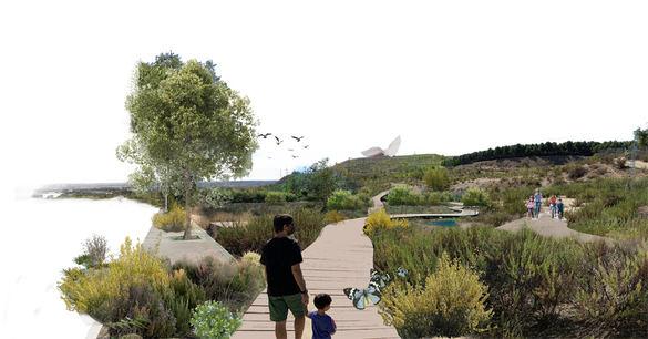 Estos son los 5 proyectos para el Bosque Metropolitano, el nuevo pulmón verde de Madrid