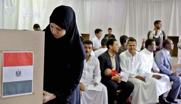 Primeras elecciones en Egipto tras el golpe de estado de Al Sisi